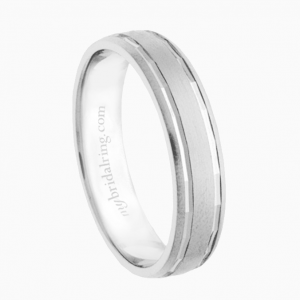 Classic And Sleek Wedding Band