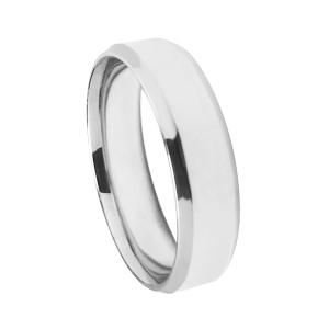 Timeless Polished Finish Wedding Band