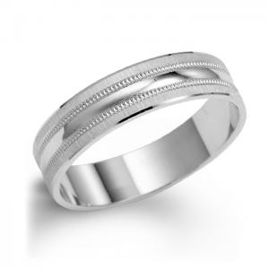 Simple Wedding Ring For Men