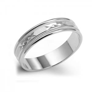 Anniversary Wedding Band For Men